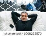 mature businessman with... | Shutterstock . vector #1008232570
