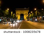 photo was taken in paris. | Shutterstock . vector #1008235678