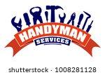 Handyman Services Vector Desig...