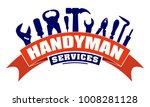 handyman services vector design ...