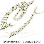 music design element | Shutterstock .eps vector #1008281140