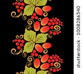 traditional russian pattern... | Shutterstock .eps vector #1008286540