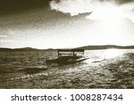 copy of old lithographic... | Shutterstock . vector #1008287434