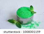 bright light green colour for... | Shutterstock . vector #1008301159