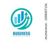 business finance logo template  ...   Shutterstock .eps vector #1008307156