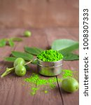 bright green colour for indian... | Shutterstock . vector #1008307333