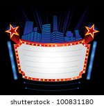 grand opening | Shutterstock .eps vector #100831180
