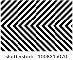 black diagonal lines with... | Shutterstock . vector #1008315070