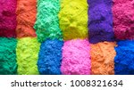 Bright Colours For Indian Holi...