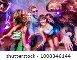 group of young people having... | Shutterstock . vector #1008346144