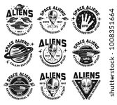 Ufo And Aliens Collection Of...