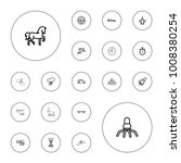 editable vector speed icons ... | Shutterstock .eps vector #1008380254