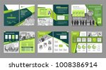 brochure creative design.... | Shutterstock .eps vector #1008386914