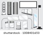 set of vector illustrations of... | Shutterstock .eps vector #1008401653