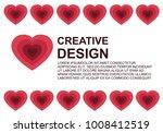 love background. modern... | Shutterstock .eps vector #1008412519