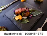 exotic thailand cuisine meal... | Shutterstock . vector #1008454876