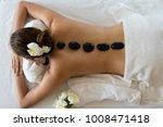 young beautiful asian woman... | Shutterstock . vector #1008471418