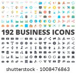 business flat silhouette icon   Shutterstock .eps vector #1008476863