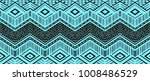 ikat geometric folklore... | Shutterstock .eps vector #1008486529