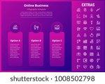 online business options... | Shutterstock .eps vector #1008502798