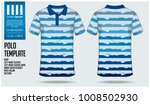 polo t shirt sport design... | Shutterstock .eps vector #1008502930