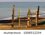 fence   serves to protect... | Shutterstock . vector #1008512254