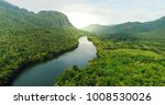 beautiful natural scenery of... | Shutterstock . vector #1008530026