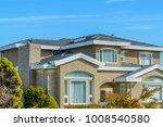 a perfect neighborhood. houses... | Shutterstock . vector #1008540580