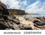 beautiful coastal view from... | Shutterstock . vector #1008546904