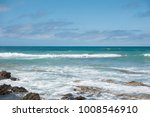 beautiful coastal view from... | Shutterstock . vector #1008546910