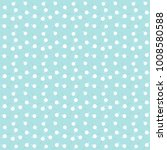 seamless floral pattern with... | Shutterstock .eps vector #1008580588