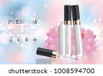 hydrating facial concealer for... | Shutterstock .eps vector #1008594700