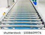 the conveyor chain  and... | Shutterstock . vector #1008609976