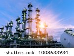 Oil Industry Refinery Factory...