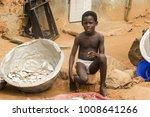 accra  ghana   december 30 ...   Shutterstock . vector #1008641266
