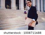 half length portrait of... | Shutterstock . vector #1008711688