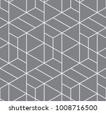 vector seamless pattern.... | Shutterstock .eps vector #1008716500