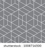 vector seamless pattern.... | Shutterstock .eps vector #1008716500