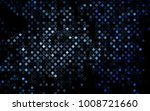 dark blue vector  template with ... | Shutterstock .eps vector #1008721660