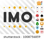 imo caption icon with bonus...