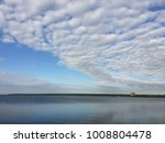 blue sky with clouds over the... | Shutterstock . vector #1008804478