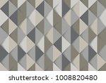 fold geometric mosaic backdrop. ... | Shutterstock .eps vector #1008820480