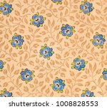 hand made drawing | Shutterstock . vector #1008828553