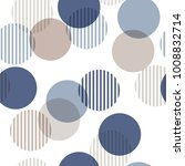 vector seamless pattern.... | Shutterstock .eps vector #1008832714