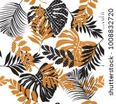 vector seamless pattern... | Shutterstock .eps vector #1008832720