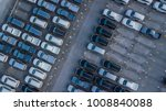 aerial view cars for sale stock ... | Shutterstock . vector #1008840088