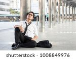 desperate and unemployed people ... | Shutterstock . vector #1008849976