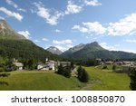 hotels and lodges in...   Shutterstock . vector #1008850870