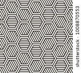 vector seamless stripes pattern.... | Shutterstock .eps vector #1008870553