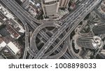 aerial view of highway and... | Shutterstock . vector #1008898033